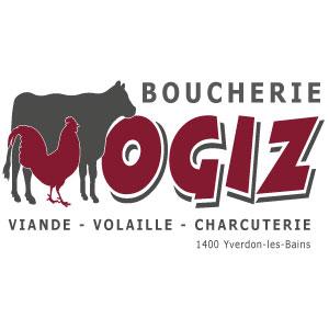 Boucherie Ogiz<br />Yverdon-les-Bains (VD)